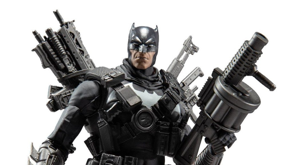 McFarlane Toys: DC Multiverse Dark Nights Metal Promo Images and Info