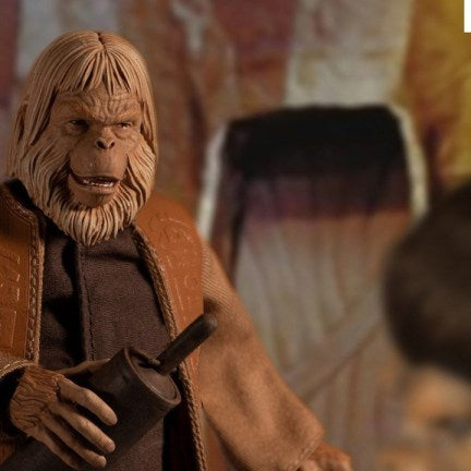 Mezco One:12 Collective Planet of the Apes (1968): Dr. Zaius Promo Images and Info