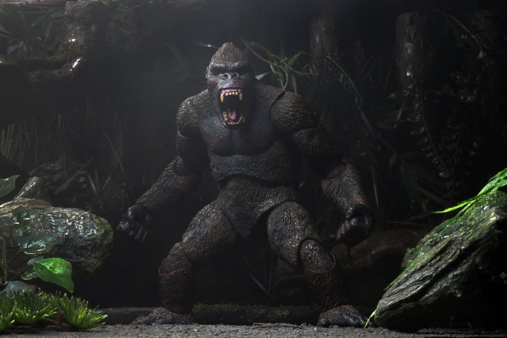 NECA: King Kong Promo Images and Info