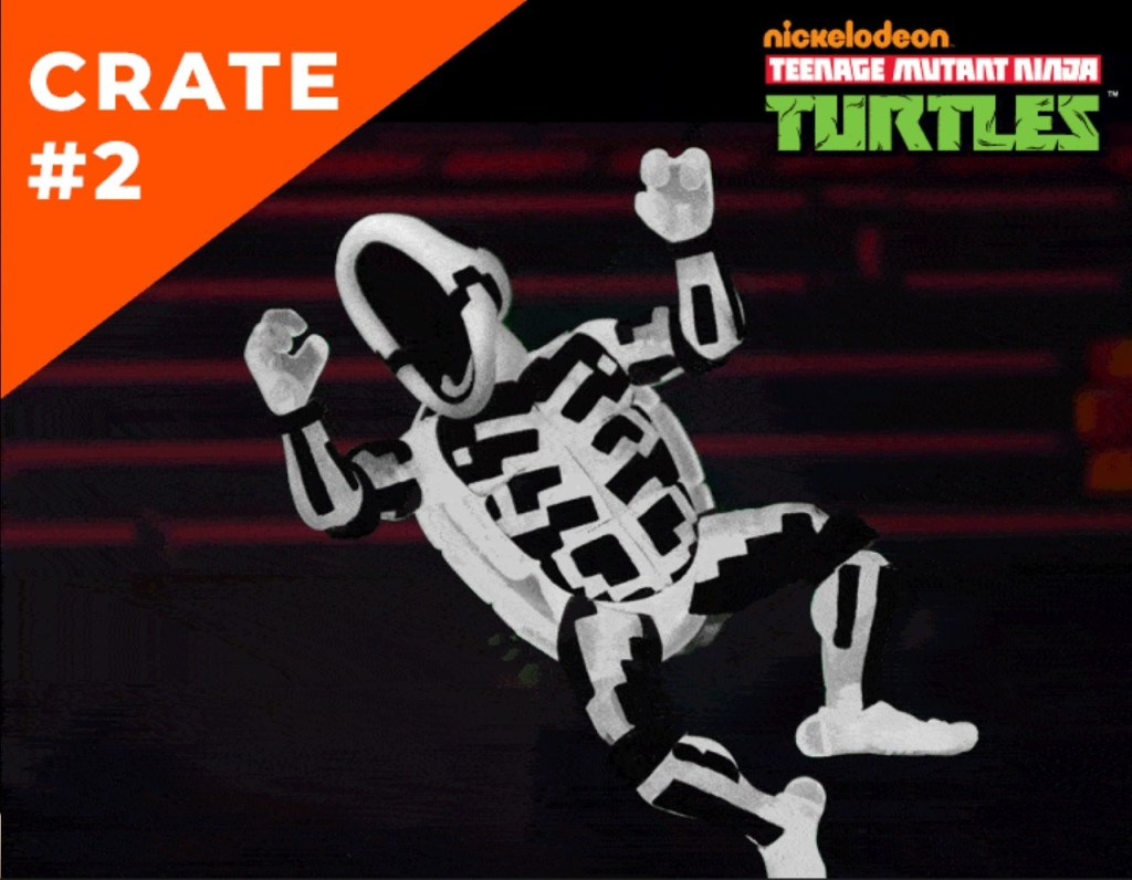 NECA: TMNT Arcade Loot Crate Revealed!