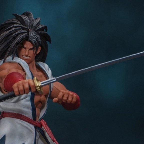 Storm Collectibles: Samurai Shodown Haohmaru Promo Images and Info