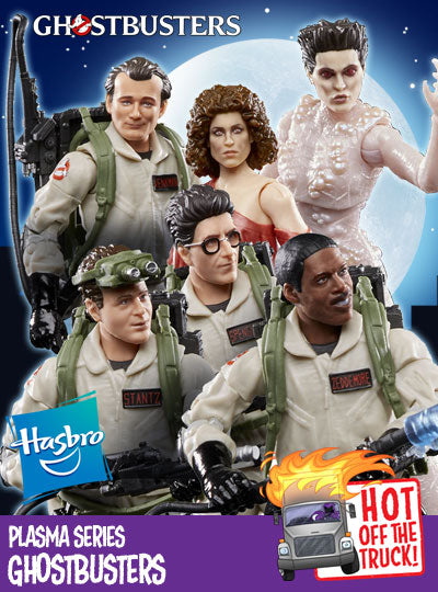 Ghostbusters Plasma Series