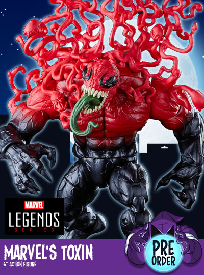Marvel Legends Toxin