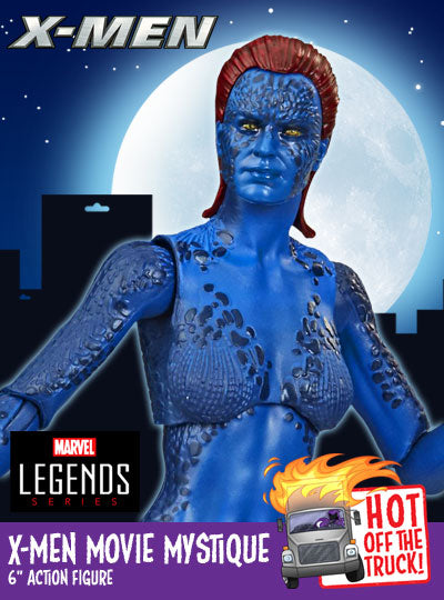 X-Men Marvel Legends Mystique