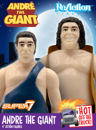 Megalopolis Collectible Toys Store Andre the Giant