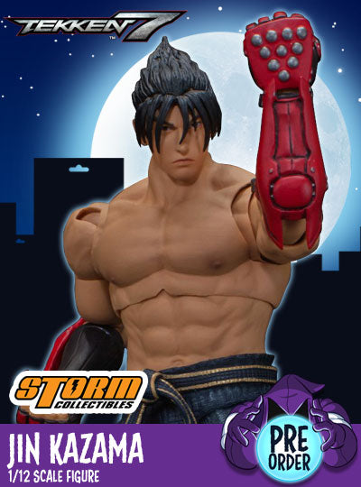 Storm Collectibles Tekken 7 Jin Kazama
