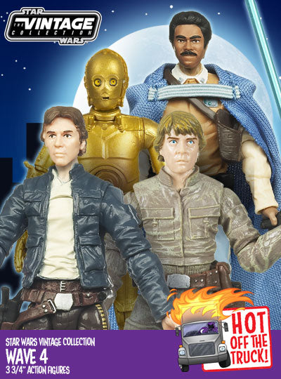 Star Wars Vintage (ROS) Wave 4