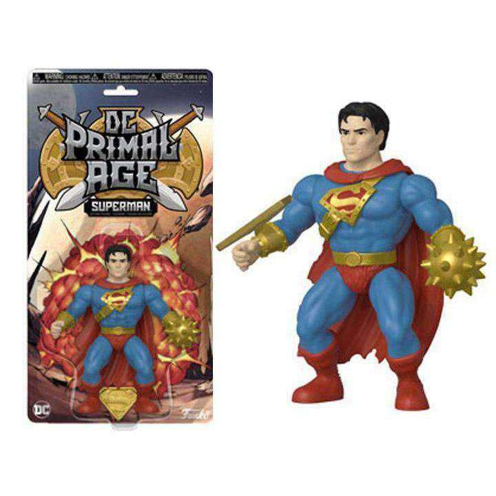 DC Primal Age Superman - Q2 2019