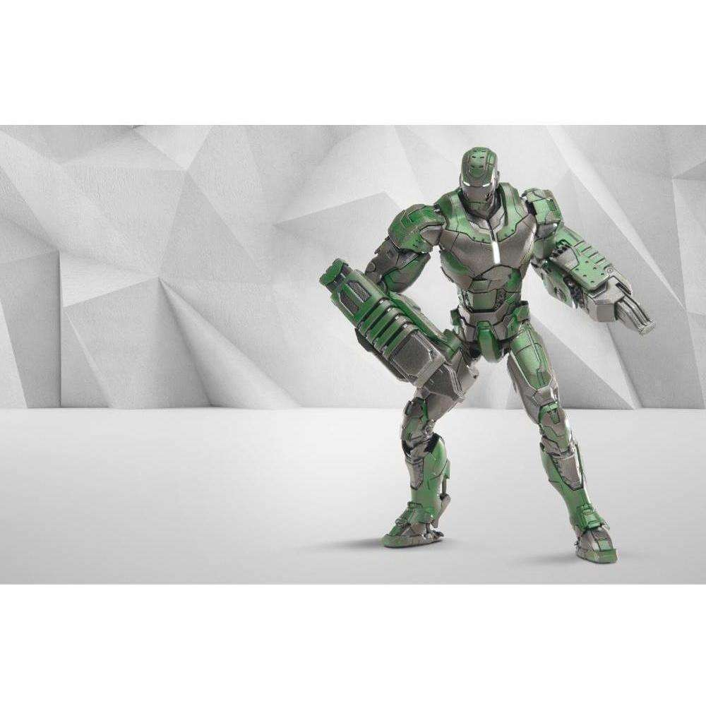 Iron Man 3: 1/12 Scale Die-Cast Iron Man Mark XXVI Gamma - MAY 2019