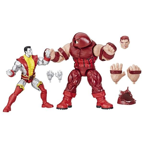 Marvel Comics 80th Anniversary Marvel Legends Juggernaut and Colossus Two-Pack