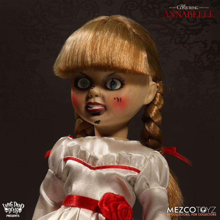Living Dead Dolls Presents: Annabelle (The Conjuring) - AUGUST 2019