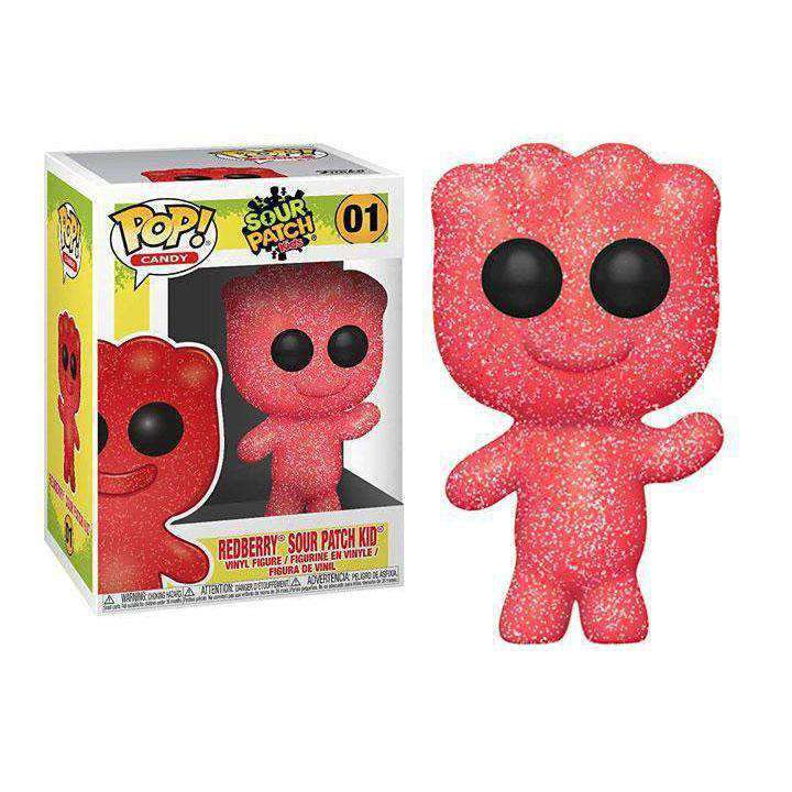 Pop Candy Sour Patch Kids Redberry Sour Patch Kid February 2019