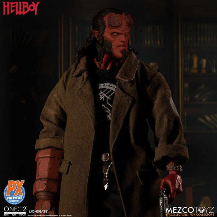 One:12 Collective Hellboy (2019): Anung Un Rama Edition PX Exclusive - JUNE 2020