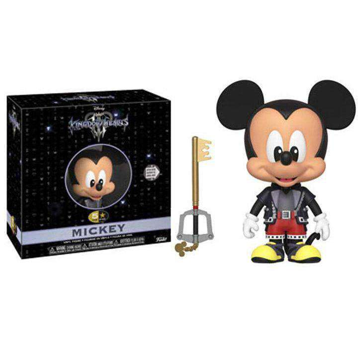 Kingdom Hearts III 5 Star Mickey - Q1 2019