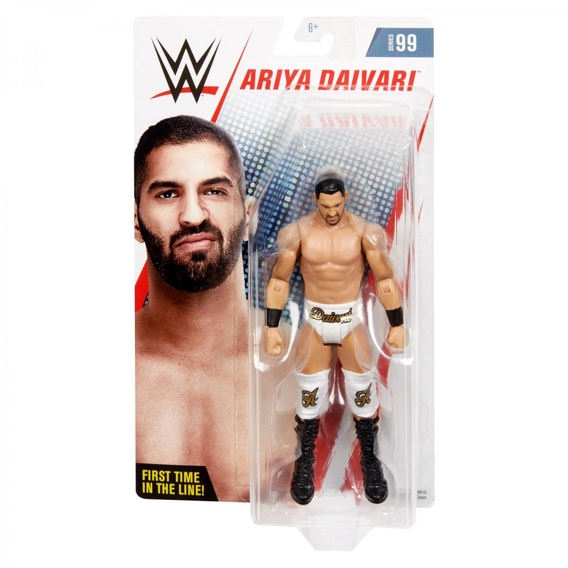 WWE Basic Series 99 - Ariya Daivari - SEPTEMBER 2019