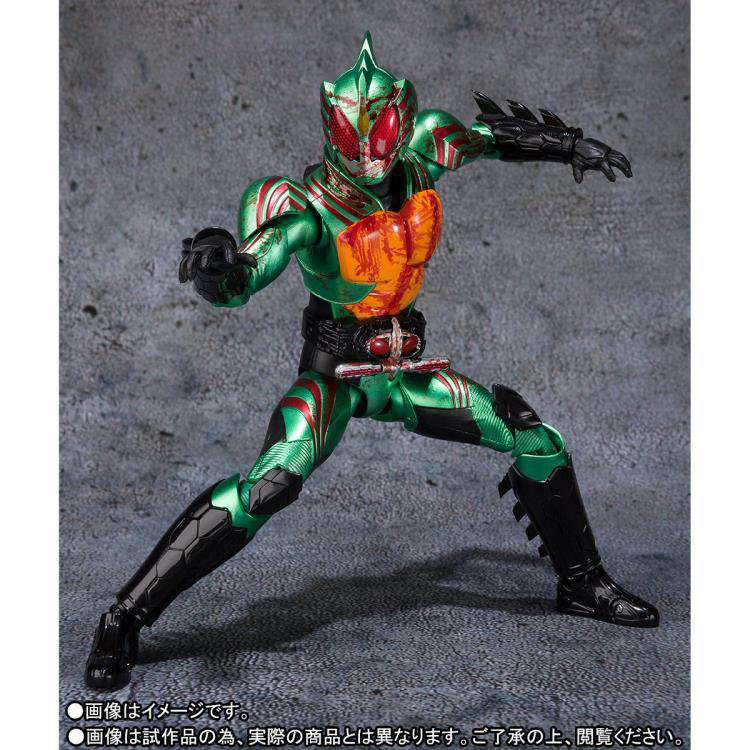 Kamen Rider S.H.Figuarts Kamen Rider Amazons (The Last Judgment) Exclusive Two-Pack - JULY 2019