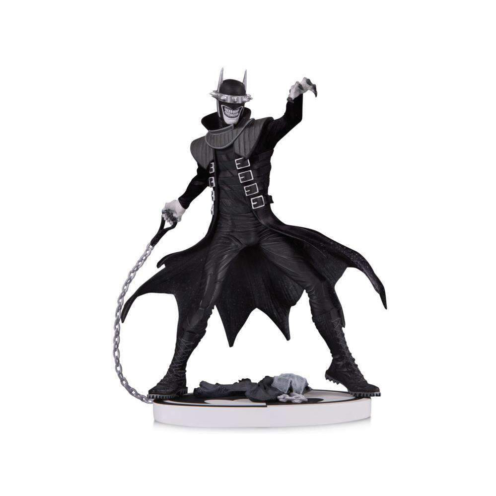 Batman Black and White: The Batman Who Laughs Statue (Greg Capullo) 2nd Edition - AUGUST 2019