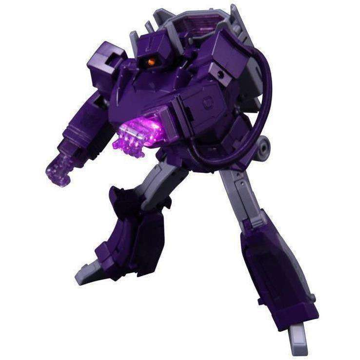 Transformers Masterpiece MP-29+ Destron Laserwave (Shockwave) With Coin Exclusive - NOVEMBER 2018