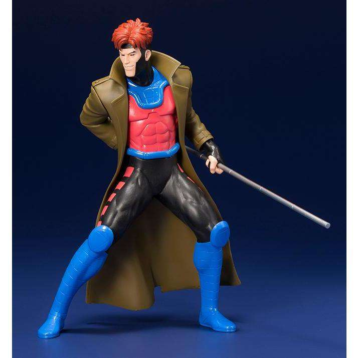X-Men '92 ArtFX+ Gambit & Rogue Statue Two-Pack - JULY 2019