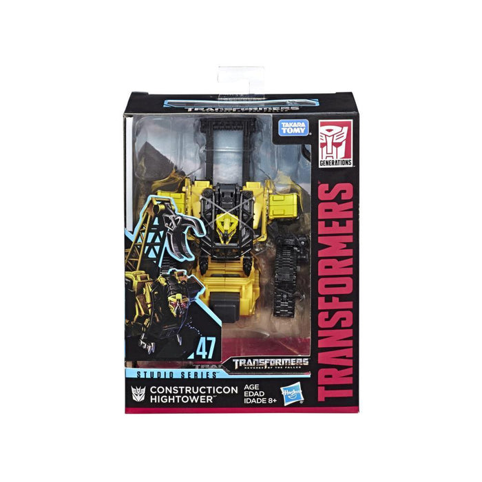 Transformers Studio Series Premier Deluxe Wave 7 Set of 3