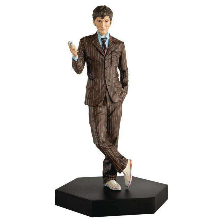 Doctor Who Figurine Collection Companion Set #2 Tenth Doctor & Rose Tyler - JANUARY 2019