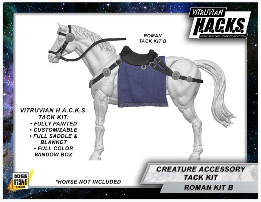 Vitruvian H.A.C.K.S. Mighty Steeds - Light Tack Kit Roman B
