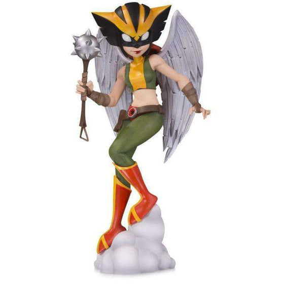 DC Artist Alley Hawkgirl Statue (Chrissie Zullo) - SEPTEMBER 2019