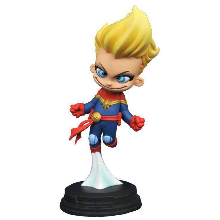 Marvel Animated Captain Marvel Limited Edition Statue - SEPTEMBER 2019