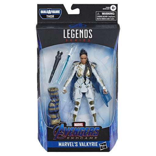 Avengers: Endgame Marvel Legends 6-Inch Action Figures Wave 3 (Fat Thor BAF) -  Valkyrie
