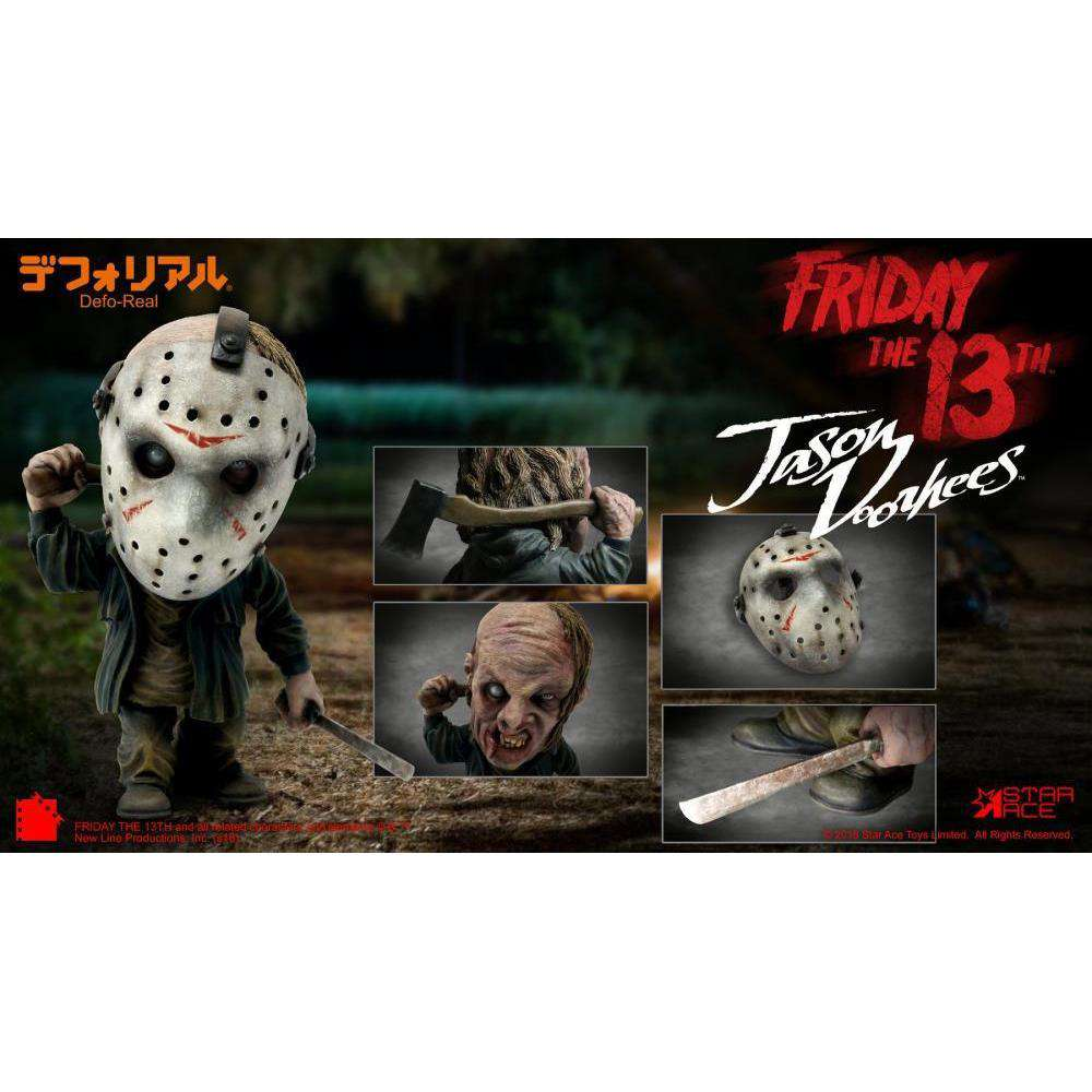 Friday The 13th Deform Real Series Jason Voorhees - Q3 2019