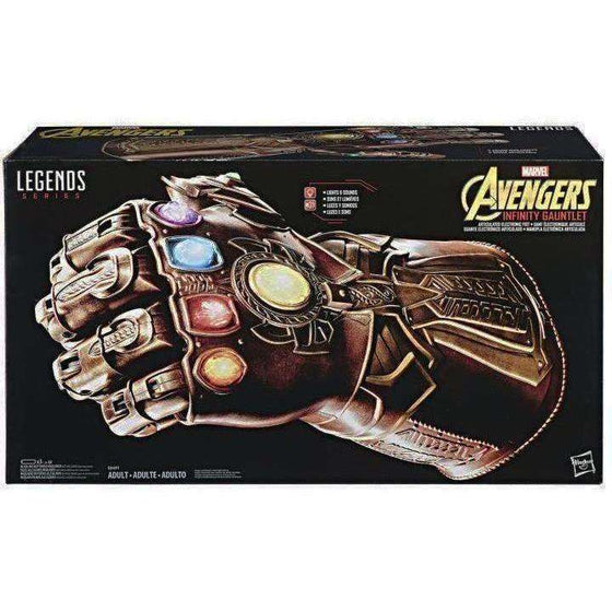 Avengers: Infinity War Marvel Legends Infinity Gauntlet- BACKORDERED SHIPS JULY