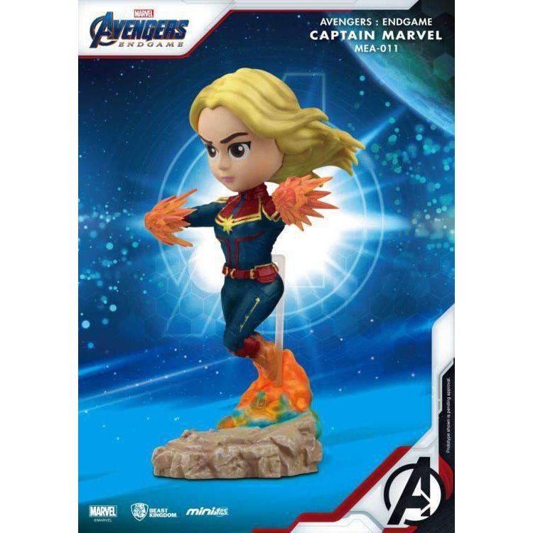 Avengers: Endgame Mini Egg Attack MEA-011 Captain Marvel PX Previews Exclusive - NOVEMBER 2019