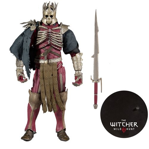 The Witcher 3: The Wild Hunt Eredin Breacc Glas Series 1 Action Figure - JANUARY 2021