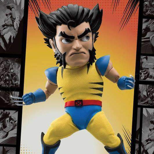 X-Men Egg Attack Action EAA-66SP Wolverine (Special Edition) PX Previews Exclusive