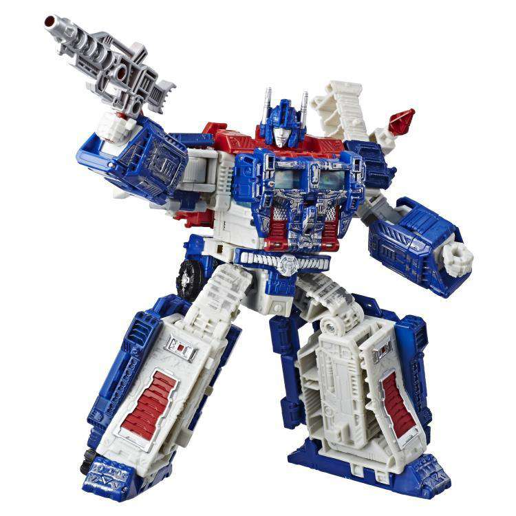 Transformers War for Cybertron: Siege Leader Wave 1 - Ultra Magnus