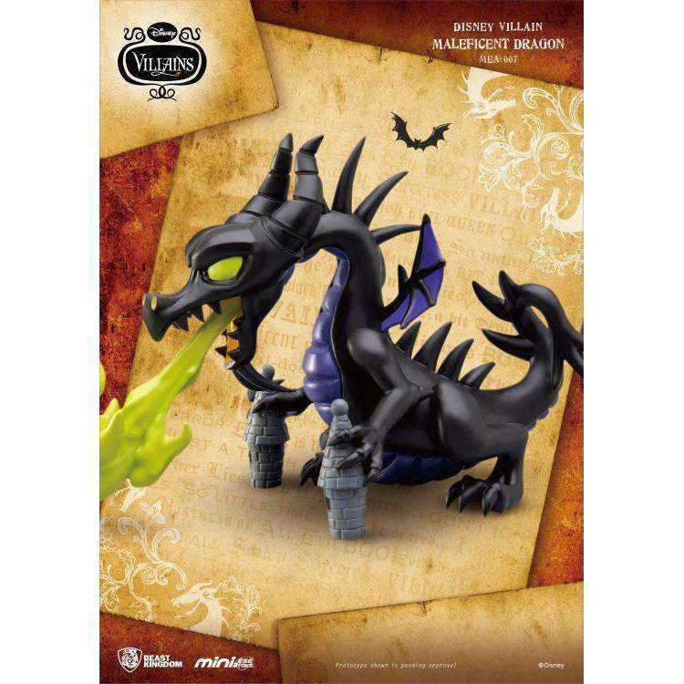 Sleeping Beauty Mini Egg Attack MEA-007 Maleficent Dragon PX Previews Exclusive - NOVEMBER 2019