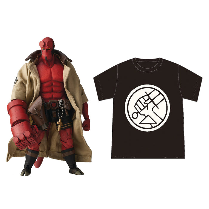 Hellboy BPRD Shirt PX Exclusive 1/12 Scale Figure - JULY 2020