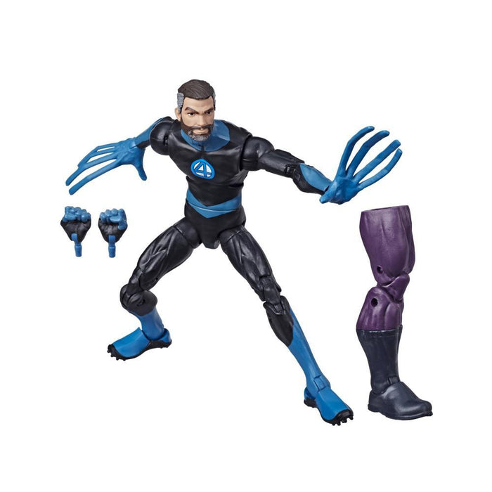 Fantastic Four Marvel Legends 6-Inch Action Figures (BAF Super Skrull) - Mr. Fantastic