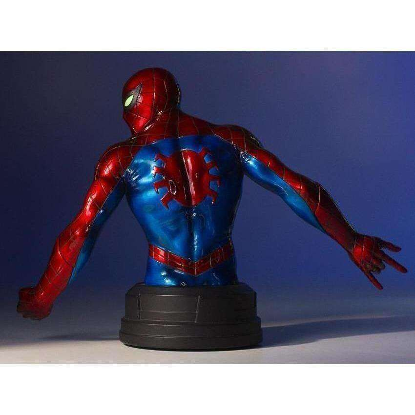 Marvel Spider-Man (Mark IV Suit) Collectible Mini Bust - Q3 2018