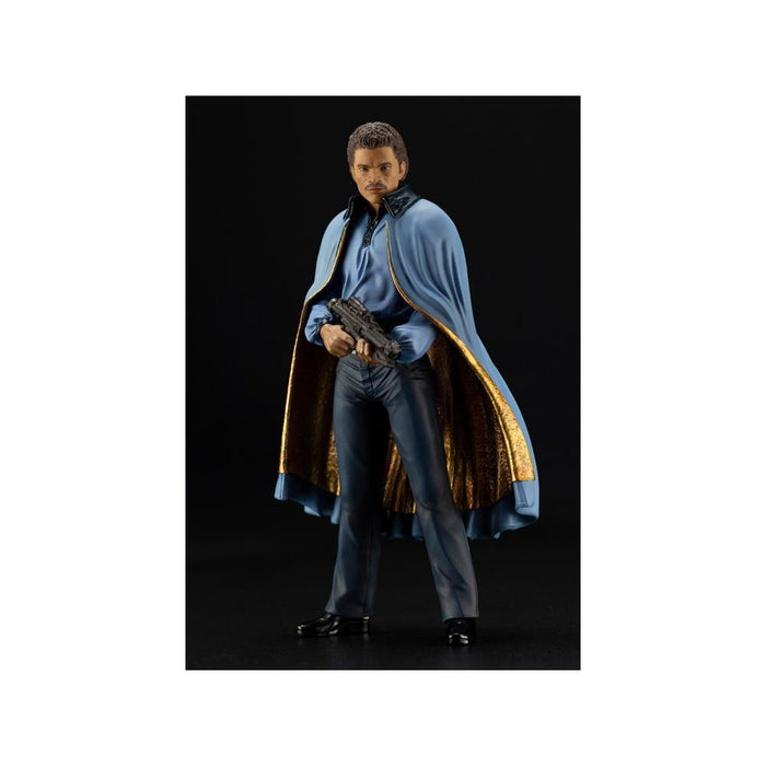Star Wars: The Empire Strikes Back Lando Calrissian 40th Anniv. ARTFX+ 1:10 Scale Statue - JANUARY 2021