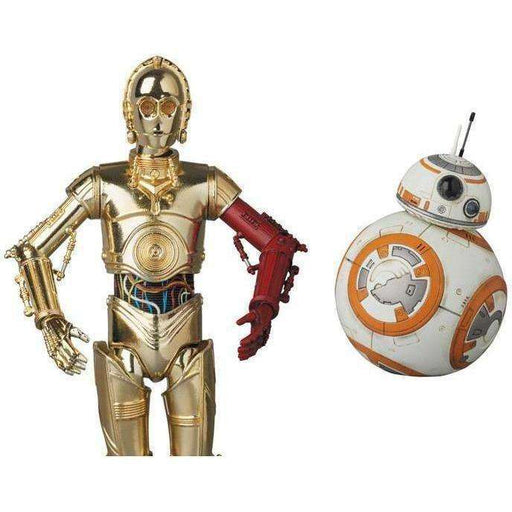 Star Wars MAFEX No.029 C-3PO & BB-8 Figure Set