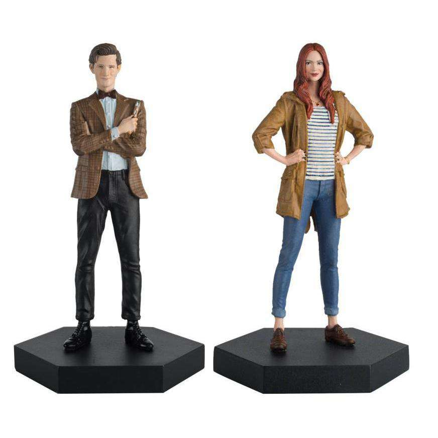 Doctor Who Figurine Collection Companion Set #1 Eleventh