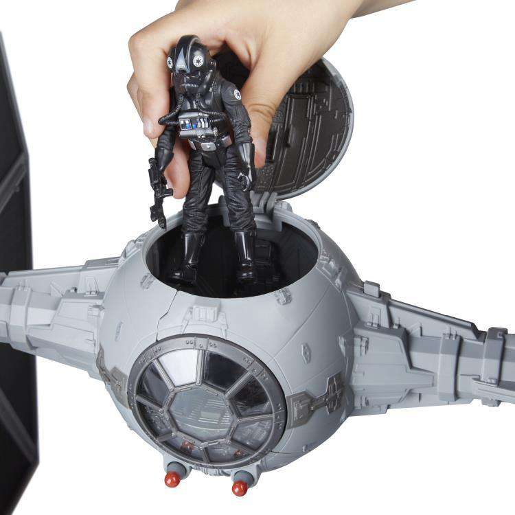 Star Wars Force Link 2.0 TIE Fighter With Pilot