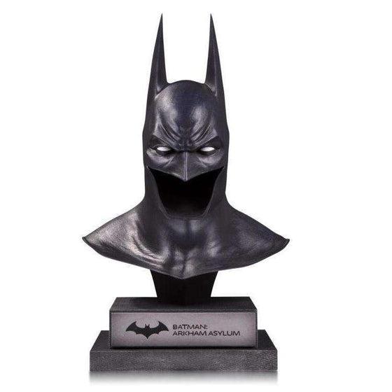 DC Gallery Batman Cowl (Arkham Asylum) 1/2 Scale Limited Edition Replica - JULY 2019