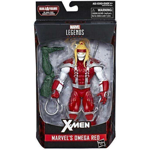 Deadpool Marvel Legends Wave 2 (Sauron BAF) - Omega Red