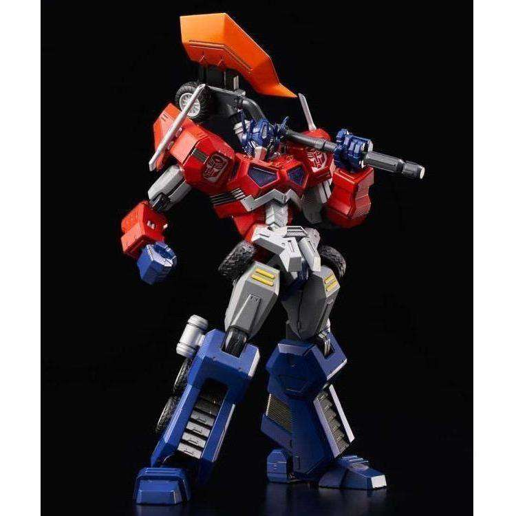 Transformers Furai 01 Optimus Prime (Attack Mode) Model Kit - OCTOBER 2018