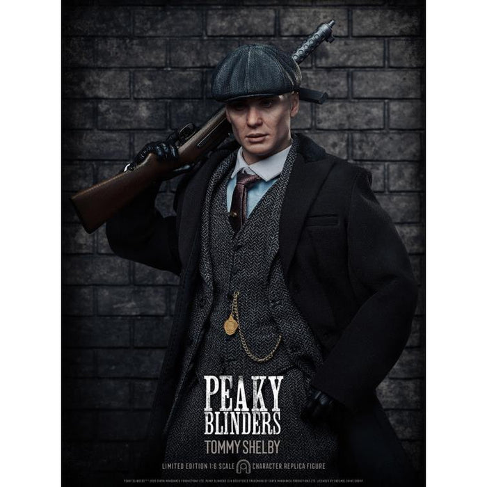 Peaky Blinders Tommy Shelby 1:6 Scale Action Figure - AUGUST 2021