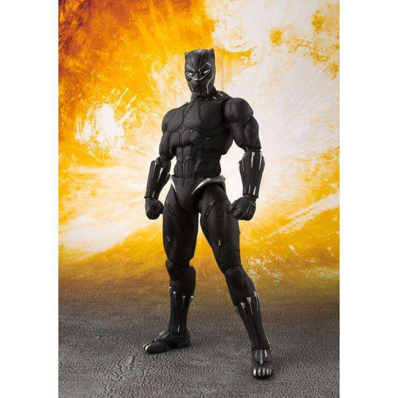 Avengers: Infinity War S.H.Figuarts Black Panther & Tamashii Effect - OCTOBER 2018