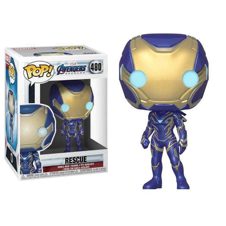 Pop! Marvel: Avengers: Endgame - Rescue - JULY 2019