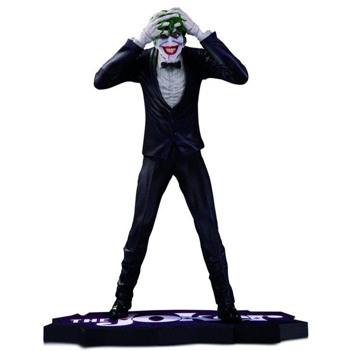 The Joker Clown Prince of Crime: The Joker by Brian Bolland Statue - JANUARY 2021